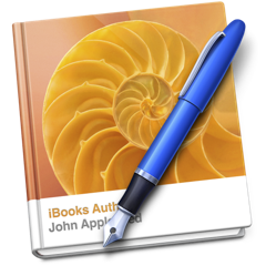 Ibooksauthor icon