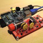 Raspberry PiにSparkfunのガイガーカウンタSEN-09848をつないでみた
