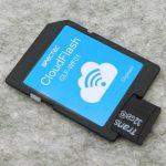 Linux搭載SDカードアダプタCloudFlash CLF-WF01 Rev.2のファームウェア書き換えでPQI Air Card化する