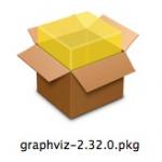 ブログ用の図表を描くのが面倒なのでGraphvizを使っていきたい所存