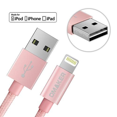 omaker-mfi-lightning-cable-rose-gold-01