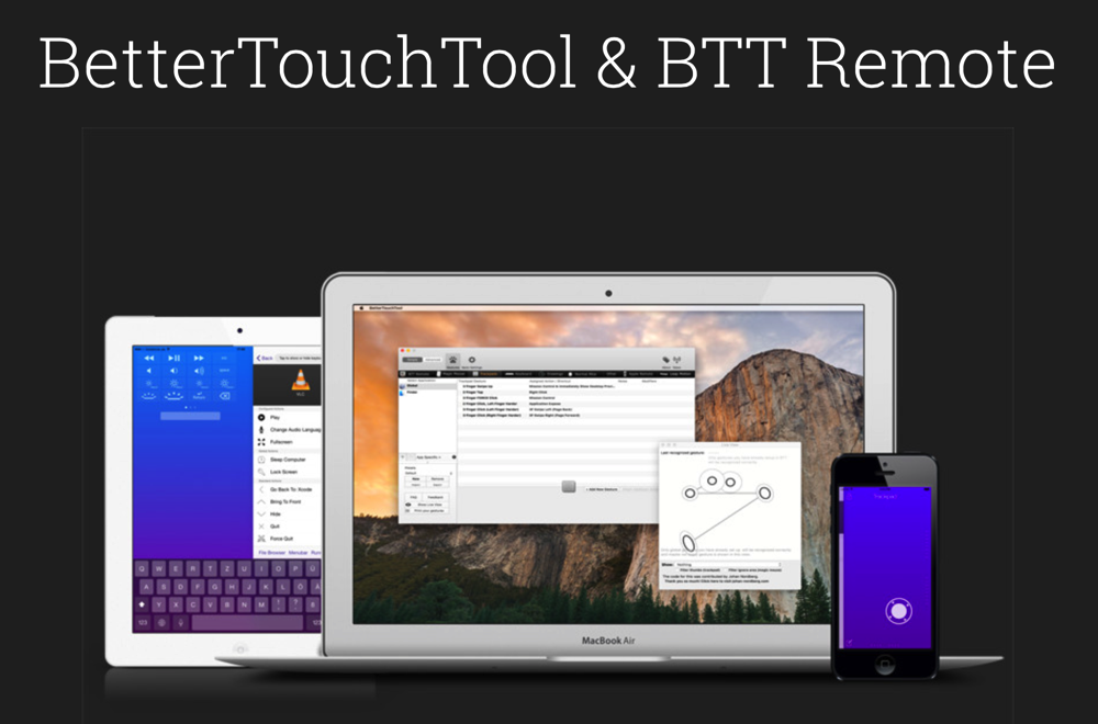 Bettertouchtool adopted a pay what you want model 00001