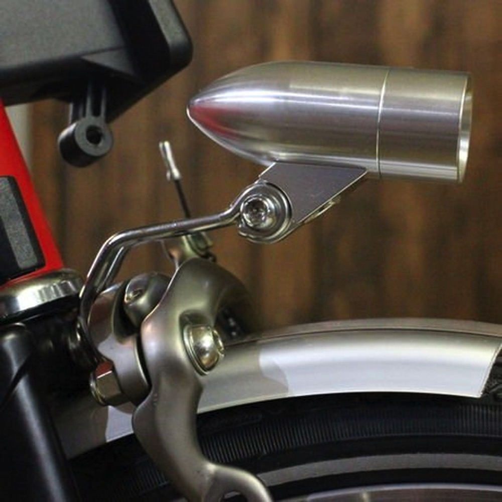 Arrival of bullet lighting for brompton 2016 00001