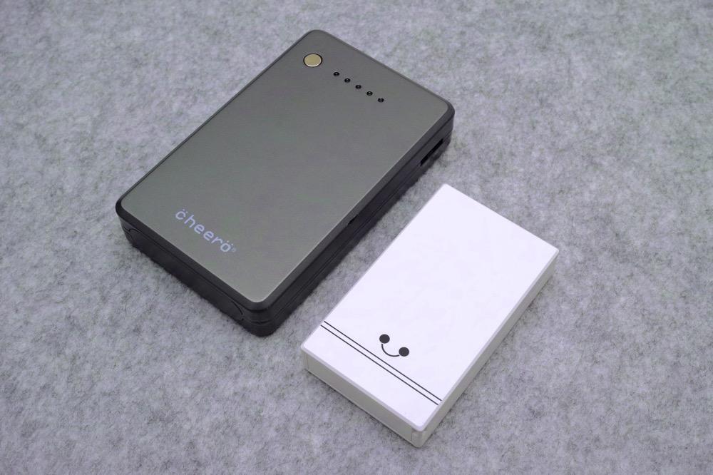 Cheero canvas 3200mah for iot devices che 061 00015
