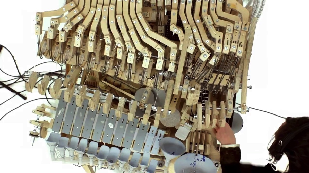 Wintergatan marble machine 00012