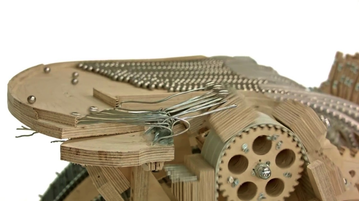 Wintergatan marble machine 00019