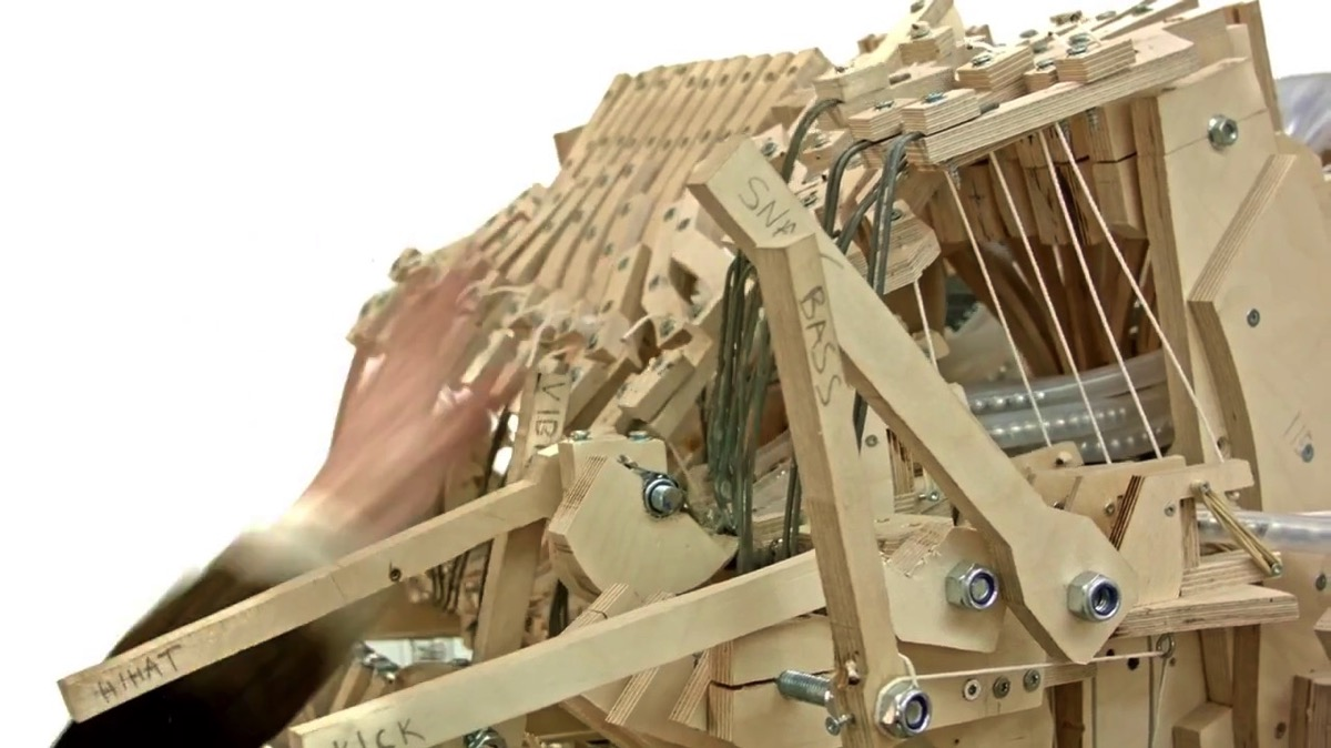 Wintergatan marble machine 00023