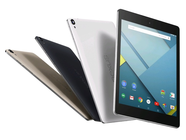 Google nexus 9 lte sale 2016 03