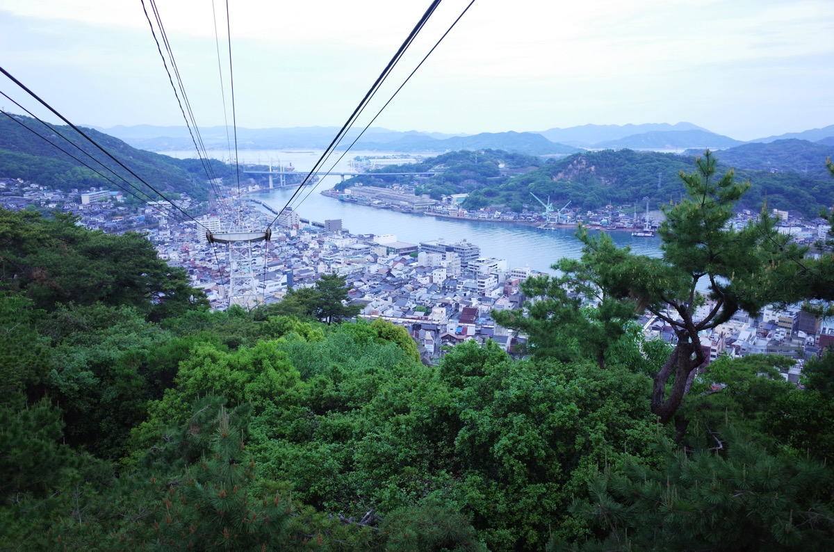 Onomichi senkoji park