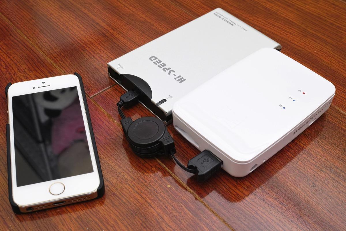Kingston mobilelite wireless g3 mlwg3 00013