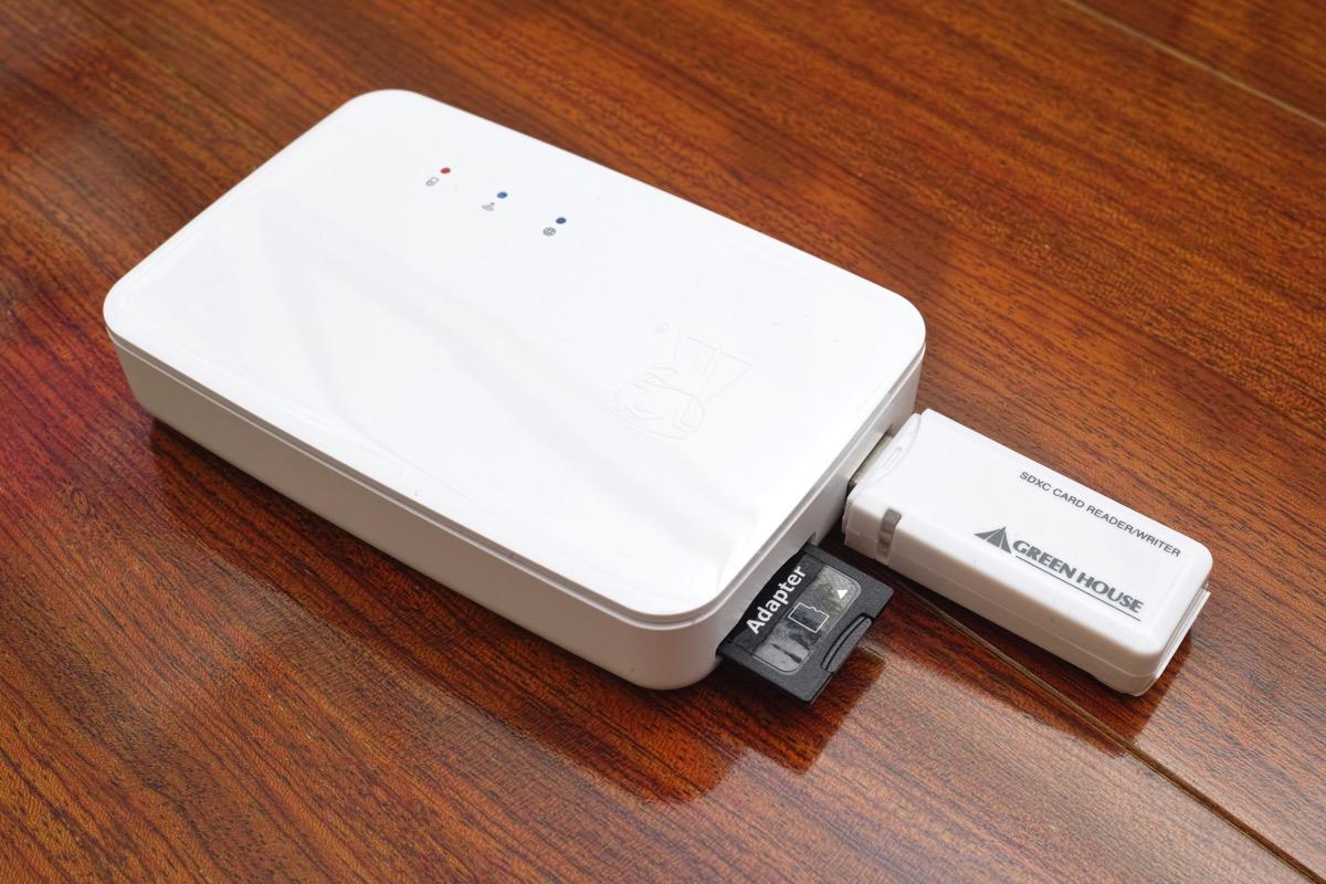 Kingston mobilelite wireless g3 mlwg3 00014