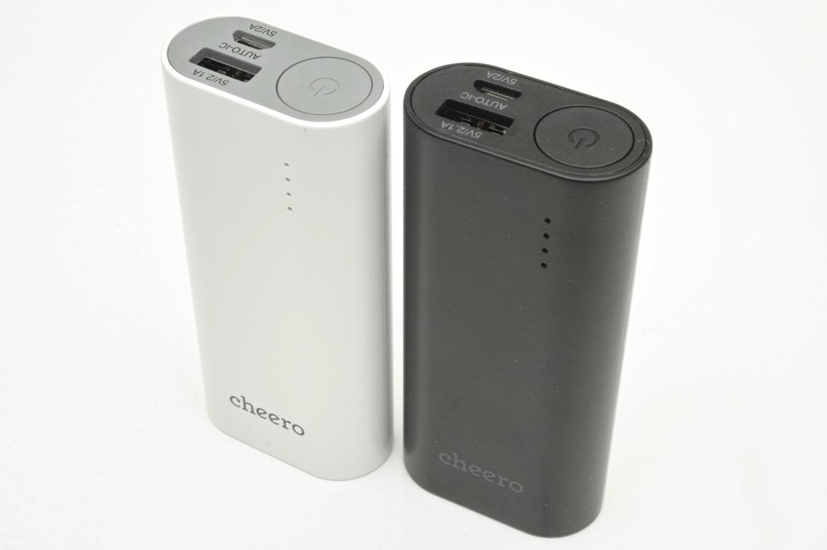 Cheero power plus 3 mini 5200mah now on sale 00007