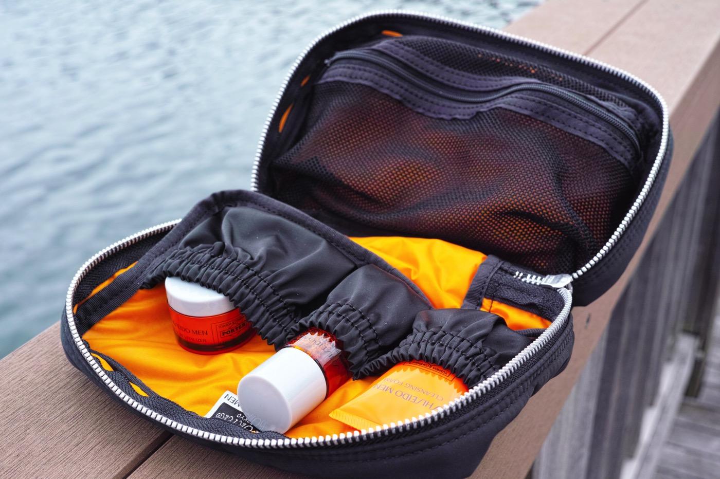 Porter shiseido men total grooming box application 00007