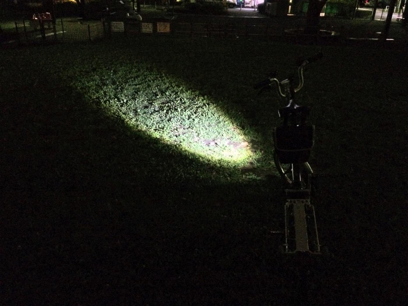 Cree q5 led handy light zoom 00015