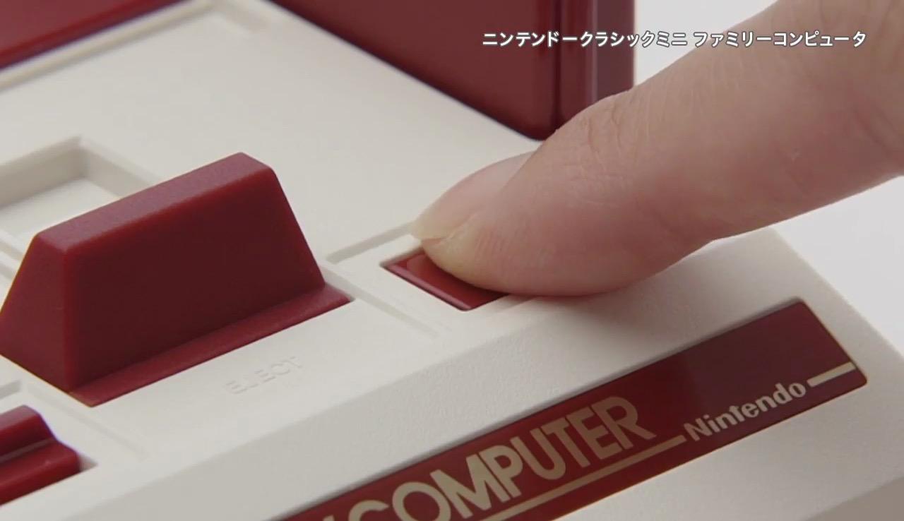 Nintendo classic mini family computer 00001