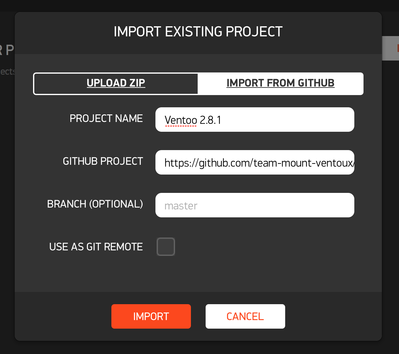 Ventoo for pebble finally gpx import support 00010