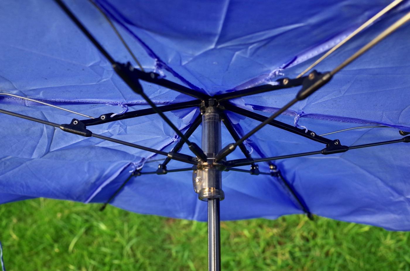 Uvion 8803 ultra lightweight folding umbrella 00011