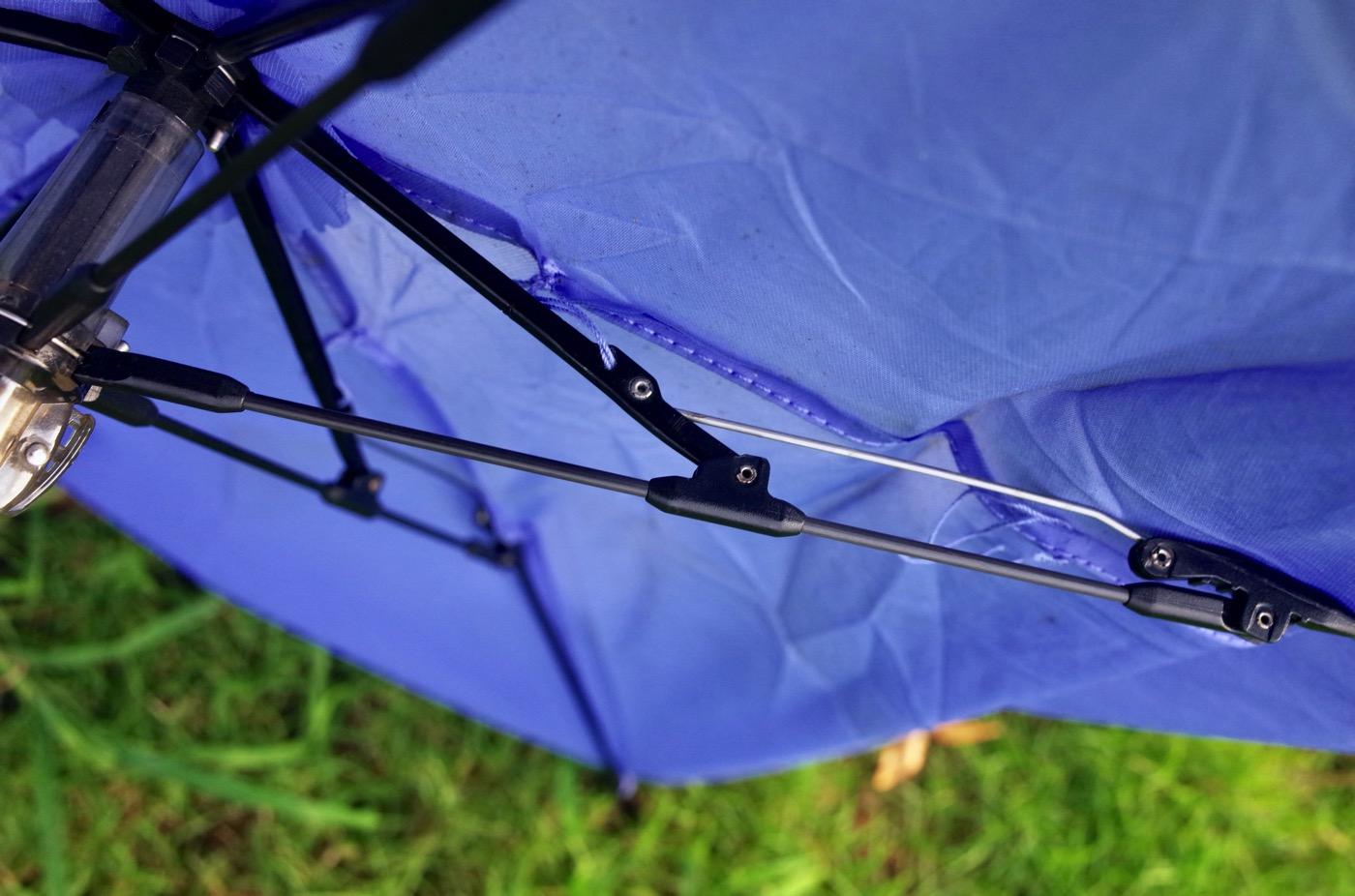 Uvion 8803 ultra lightweight folding umbrella 00013