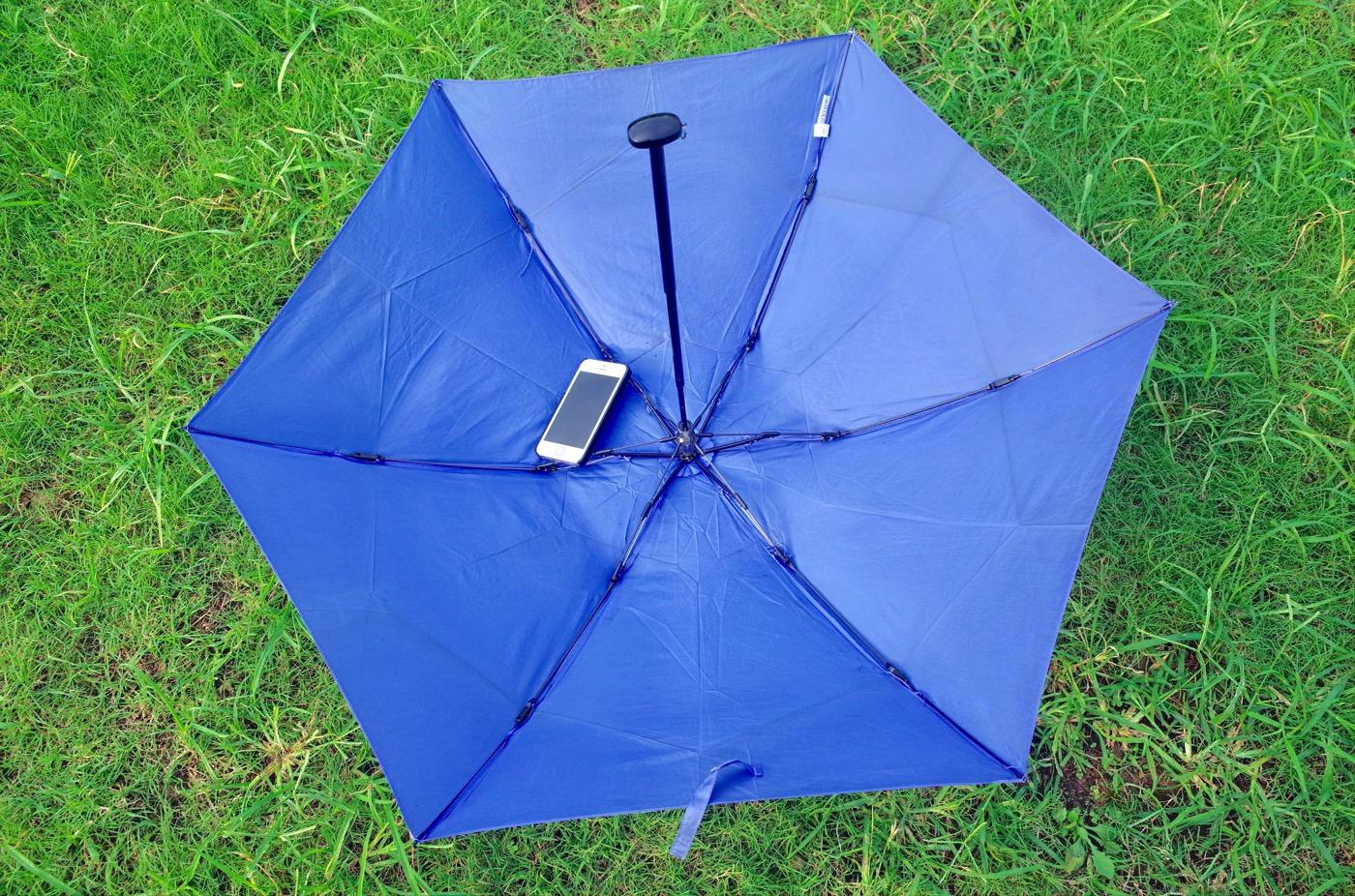 Uvion 8803 ultra lightweight folding umbrella 00017