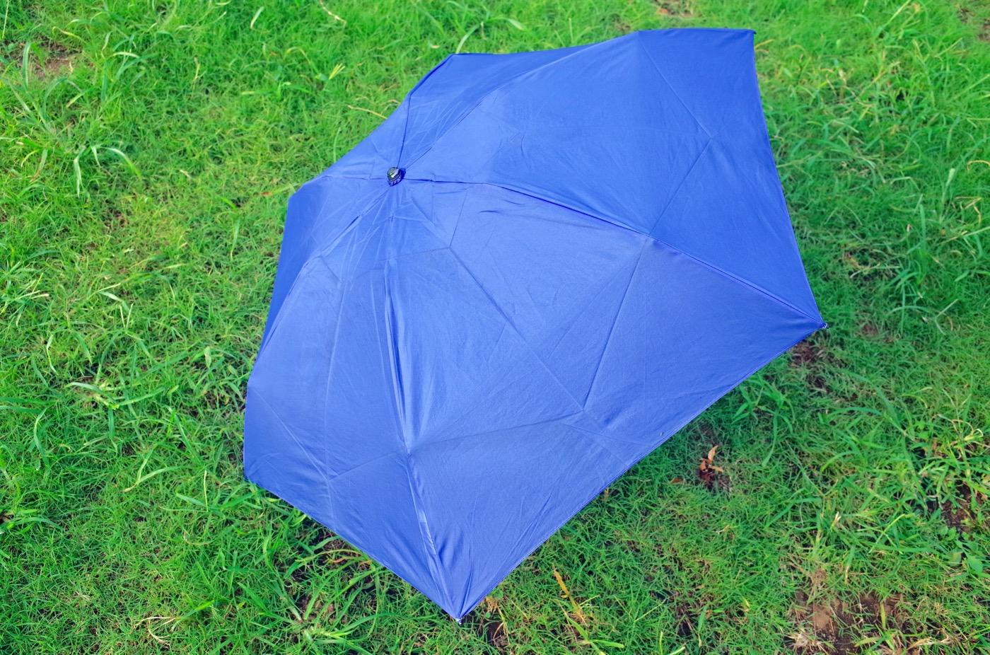 Uvion 8803 ultra lightweight folding umbrella 00019