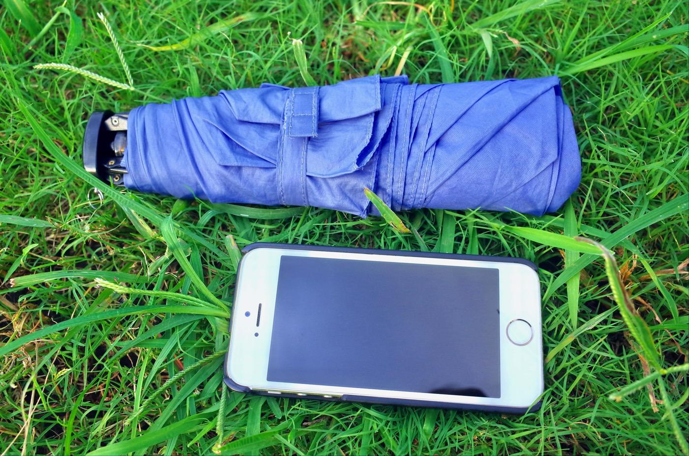 Uvion 8803 ultra lightweight folding umbrella 00024