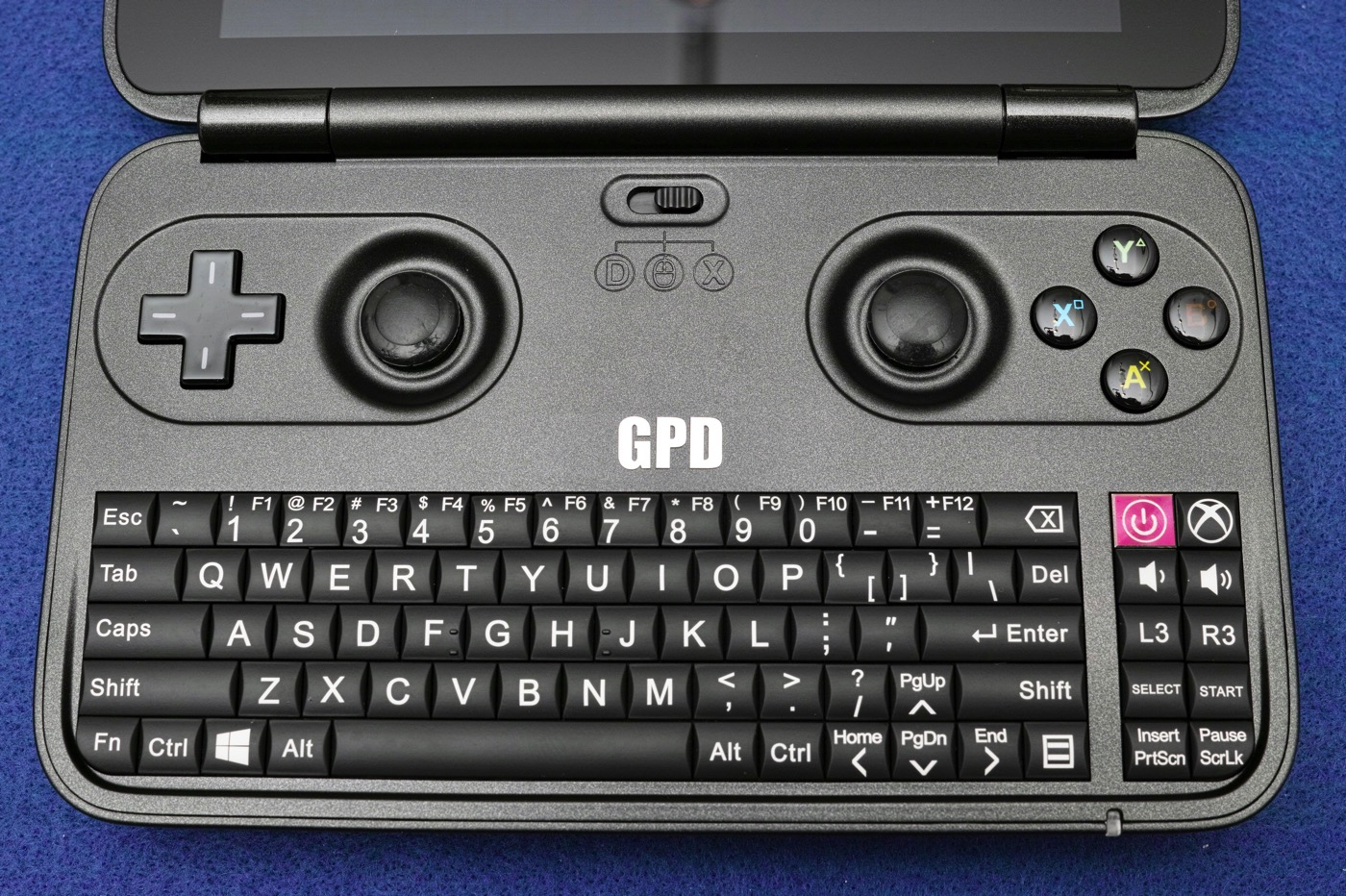 Gpd win sticky key 00003