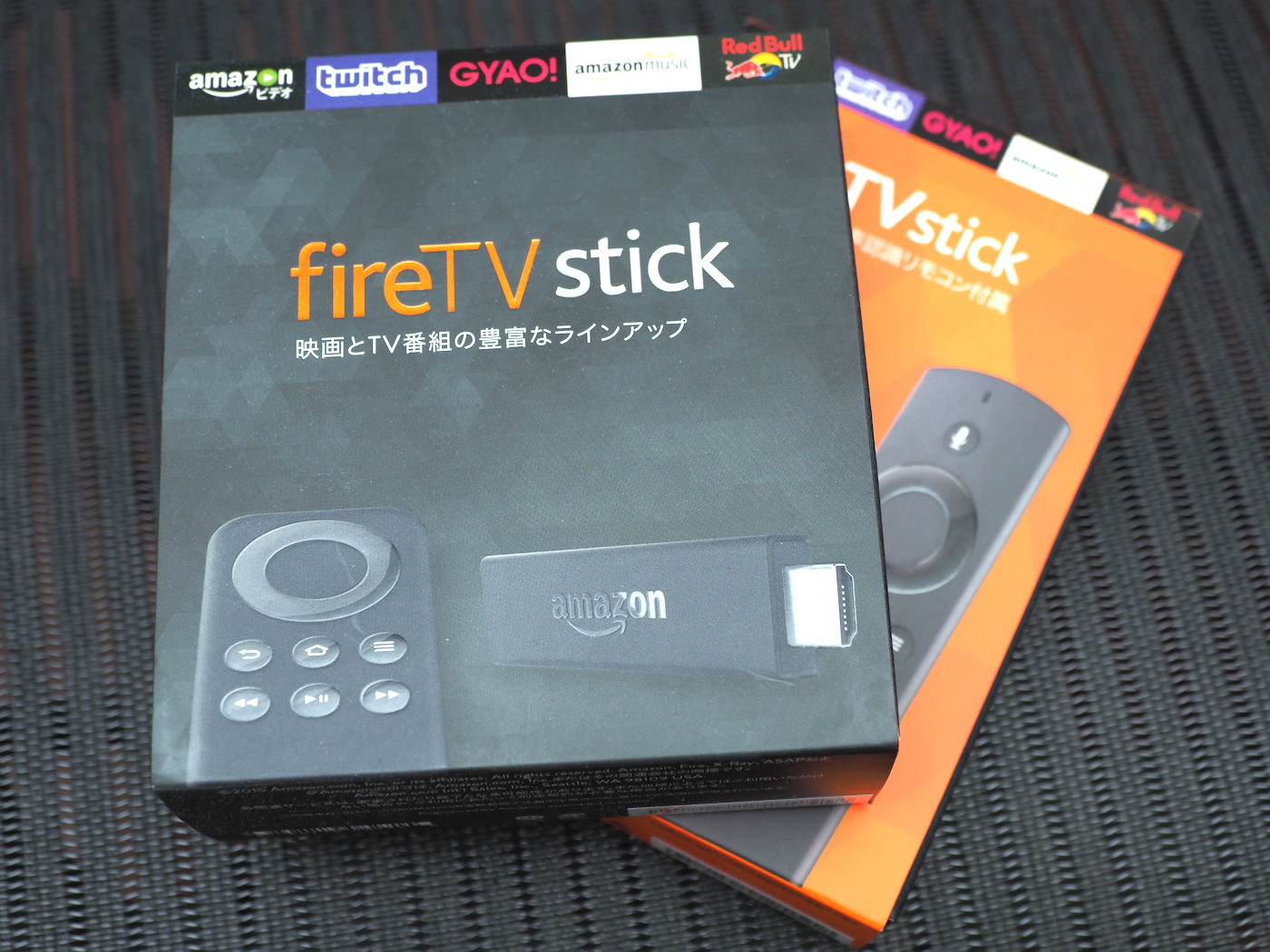 Amazon fire tv stick new model 00001
