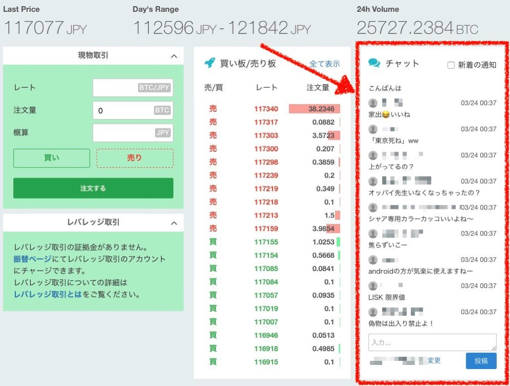Bitbar coincheck market price btc jpy 00005