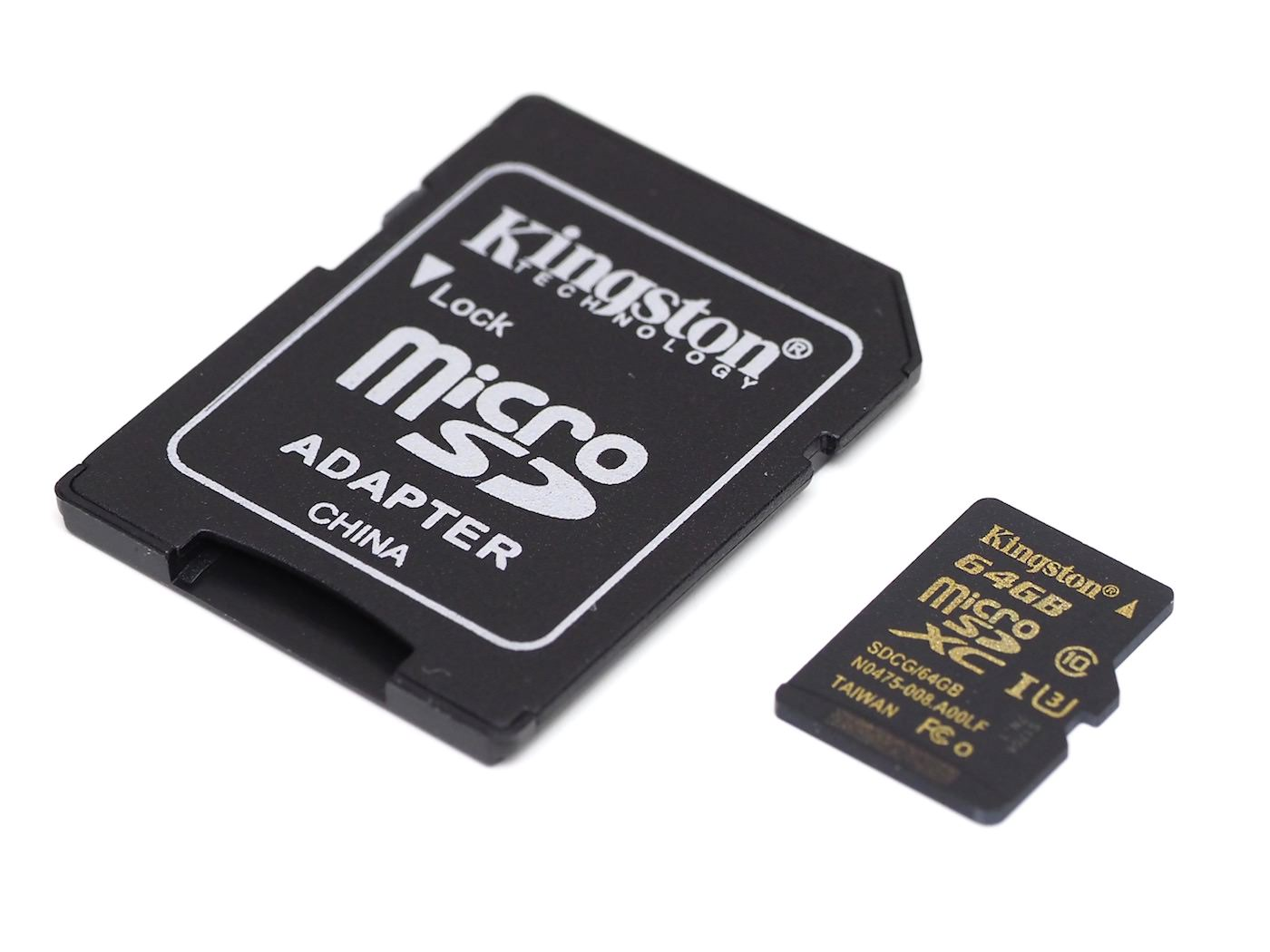 Kingston gold microsd uhs i u3 sdcg 64gb 00002