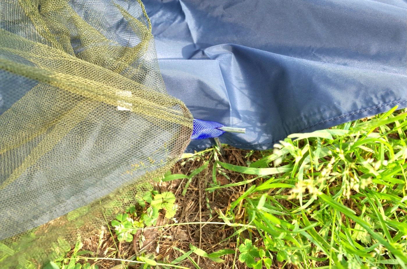 Portable mosquito net 00022