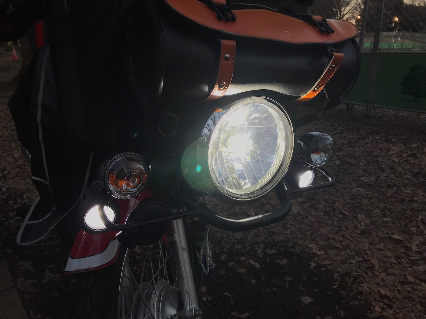 Crosscub led light 00014