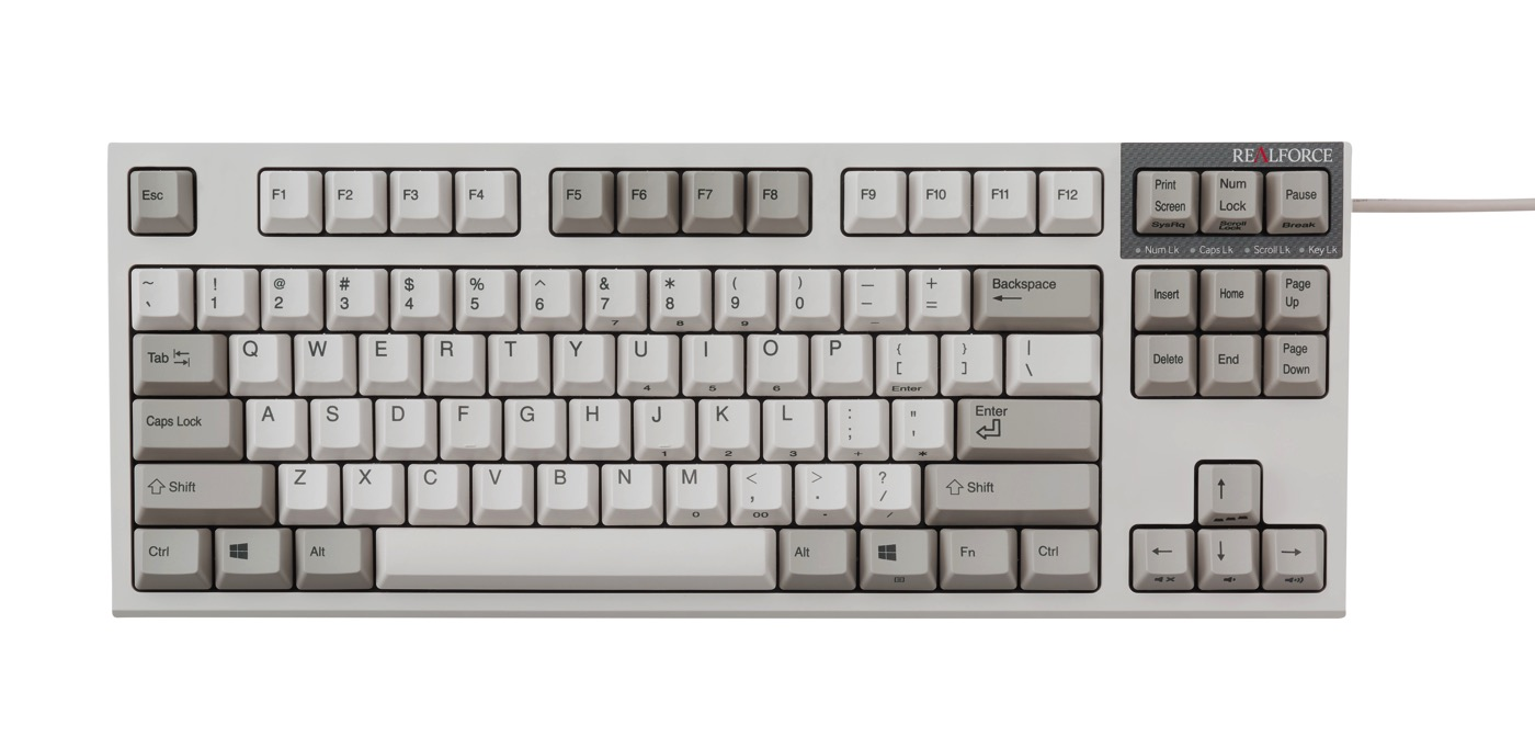 Realforce r2 pfu limited edition 00003