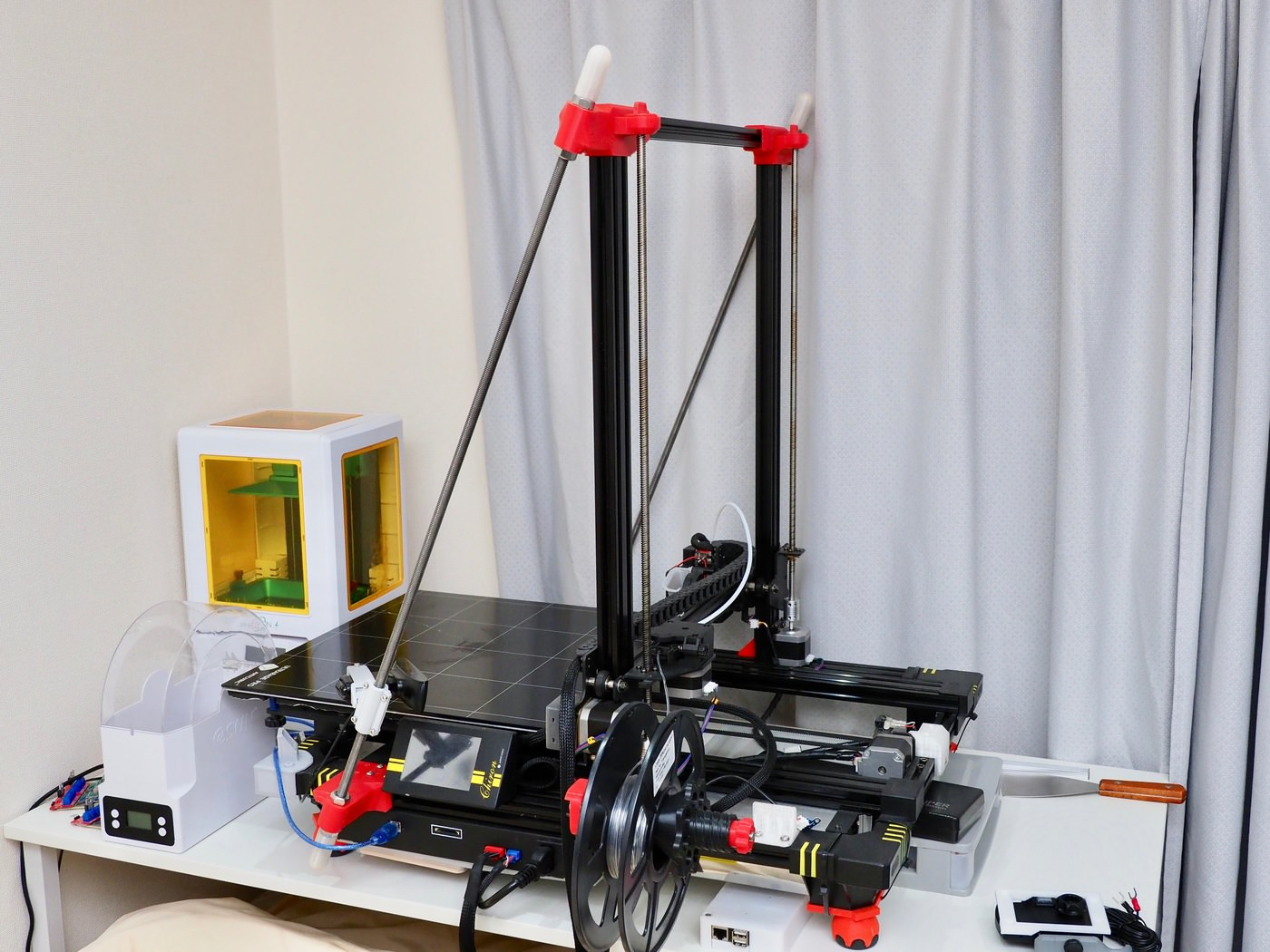 Heres everything i made in a year of buying a cheap 3d printer 00129