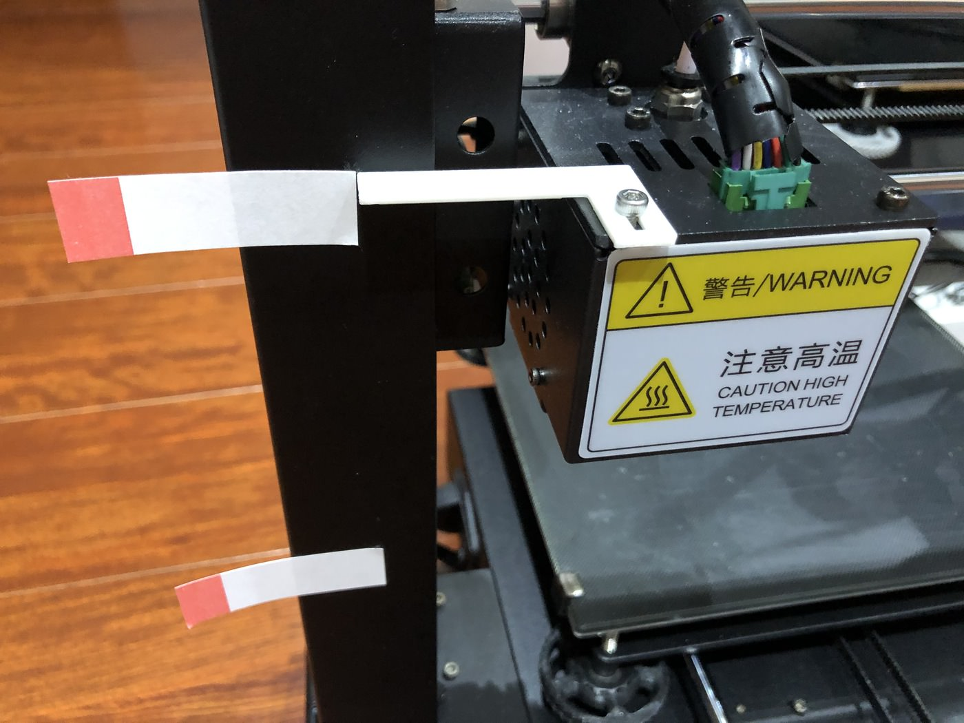 Calibration steps and assistance tools to do when you buy a 3d printer 00019